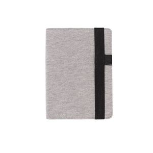 Otto B6 Journal Jersey Grey 384 Page