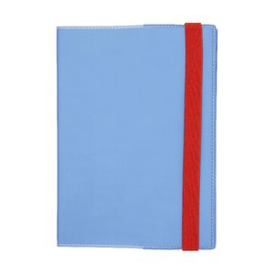 Otto A5 PU Jelly Journal 240 Page Blue