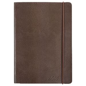 Otto A5 Vintage WTV 2018 Diary 144 Page Brown