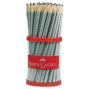 Faber-Castell GRIP 2001 Pencils 2B 72 Pack