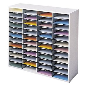 Fellowes Literature Sorter 48 Compartment