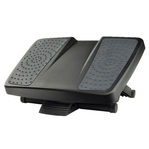 Fellowes Professional Ultimate Footrest Black