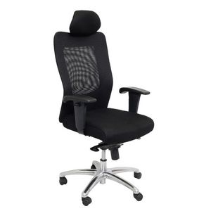 Rapidline AM300 Executive High Back Mesh Chair Black