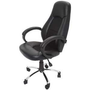 Rapidline Executive Chair Infinite Tilt Lock Black