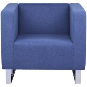 Rapidline Enterprise 1 Seat Lounge Chair Blue