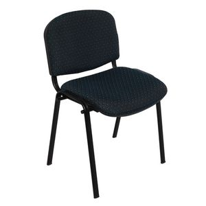 Rapidline Nova 4 Leg Visitor Chair Blue
