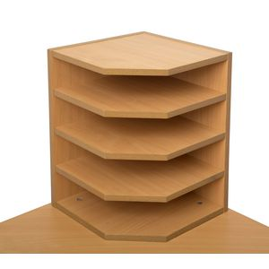 Rapid Span 2 Way Paper Holder Beech