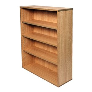 Rapid Span Bookcase 1200mm Beech