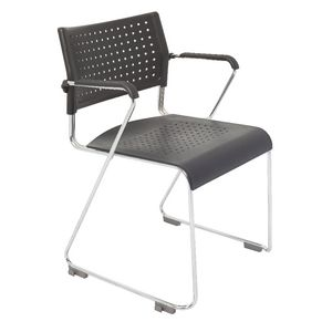 Rapidline Wimbledon Stacking Chair with Arms