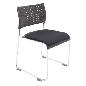 Rapidline Wimbledon Stacking Chair with Padded Seat