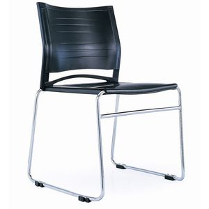 Rapidline Zest Visitor Chair Black