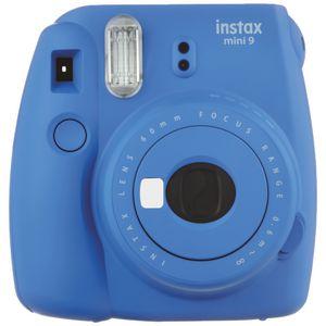 Fuji Instax Mini 9 Camera Cobalt Blue Officeworks