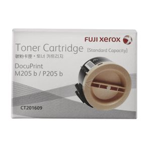 Fuji Xerox Toner Cartridge Black CT201609