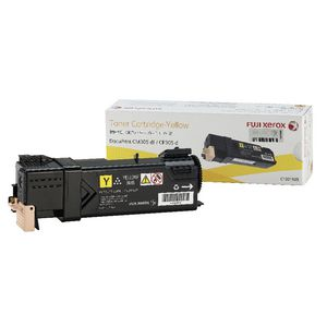 Fuji Xerox Toner Cartridge Yellow CT201635