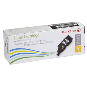 Fuji Xerox Toner Yellow CT202267