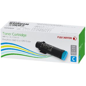 Fuji Toner Cartridge Cyan CT202607