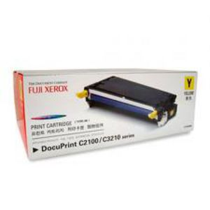 Fuji Xerox Toner Cartridge Yellow CT350488