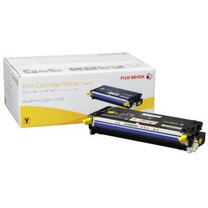 Fuji Xerox Toner Cartridge Yellow C2200/3300