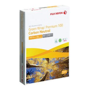 Fuji Xerox 100% Recycled 80gsm A4 Copy Paper 500 Sheet Ream