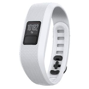 Garmin Vivofit 3 Activity Tracker Regular White