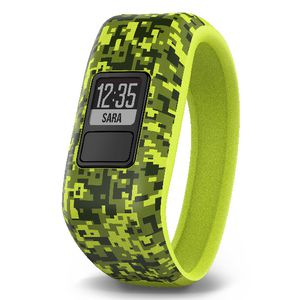 Garmin Vivofit Junior Tracker Green