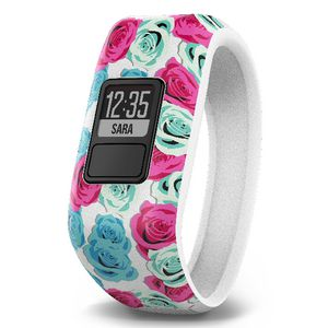 Garmin Vivofit Junior Kids Fitness Tracker White