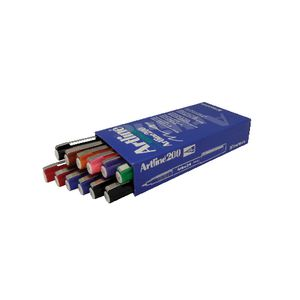Artline 200 Fineliner Assorted 12 Pack