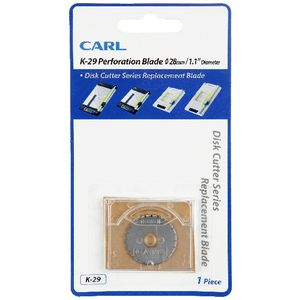 Carl K29 Perforation Blade Replacement