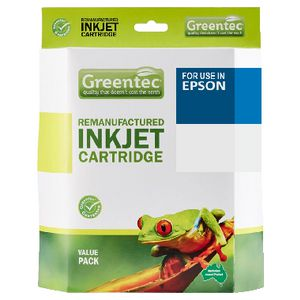 Greentec Alternate Epson 252XL Value Pack
