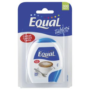 Equal Sweetener Tablets 300 Pack