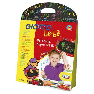 Giotto Be-Be My Super Desk Chalk Set