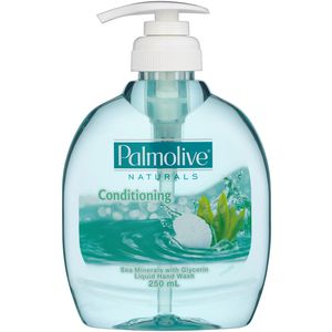 Palmolive Naturals Sea Minerals Hand Wash with Pump 250mL