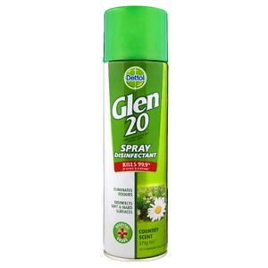 Dettol Glen 20 Disinfectant Spray Country Scent 375g