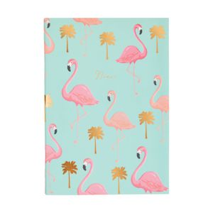 GO Stationery A5 Notebooks FlaminGO Stationery 2 Pack
