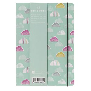 Go Stationery A5 Notebook Retro Orchid 198 Page