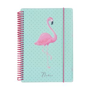 GO Stationery A5 PP Notebook FlaminGO Stationery