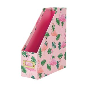 GO Stationery Magazine File FlaminGO Stationery