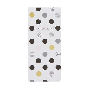 GO Stationery To Do List with Magnet Candy
