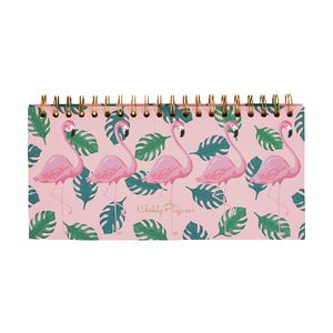 GO Stationery Weekly Planner FlaminGO Stationery