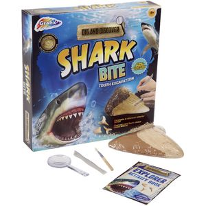 Graphix Dig 'n' Discover Excavation Kit Shark Bite