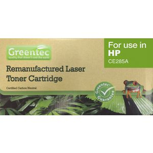 Greentec Alternate HP 85a Toner Cartridge Black