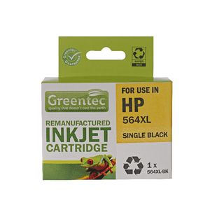 Greentec HP 564XL Ink Cartridge Black