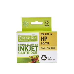 Greentec HP 950XL Ink Cartridge Black