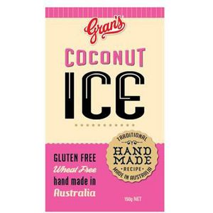 Gran's Luxury Coconut Ice 150g