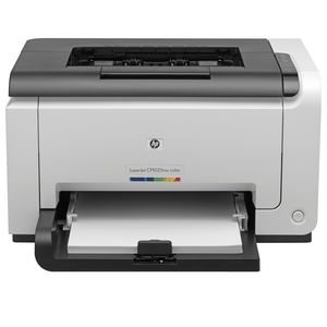 HP LaserJet Pro Wireless Colour Laser Printer CP1025nw
