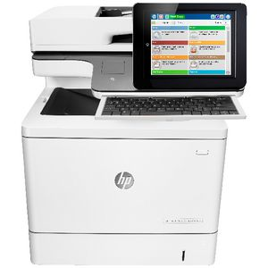 HP LaserJet Enterprise Colour MFP Printer M577f