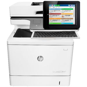 HP LaserJet Enterprise Flow Colour MFP Printer M577z