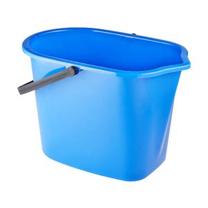 10L Mop Carry Bucket Blue