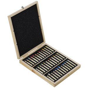 Sennelier Oil Pastels Wooden Box Set of 36 Plein Air