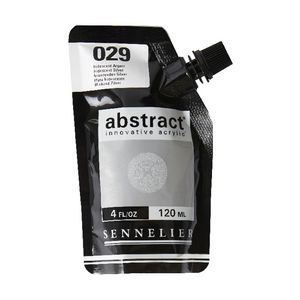 Sennelier Abstract Acrylic 120mL Iridescent Silver